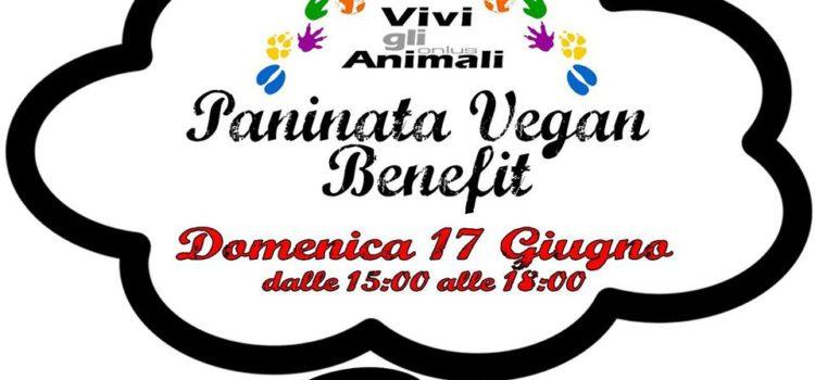 Paninata Vegan Benefit!